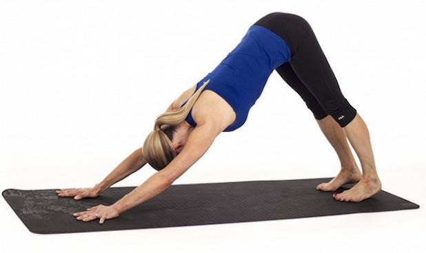 How to Do an Upward Facing Hip Rotation