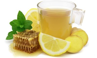 foods drinks helps heal flu