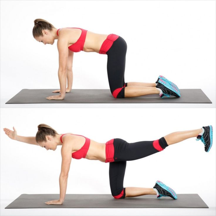 shaping the hip muscles
