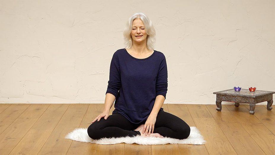 anger yoga